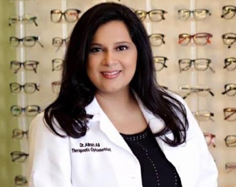 Dr. Alinah Ali, O.D.