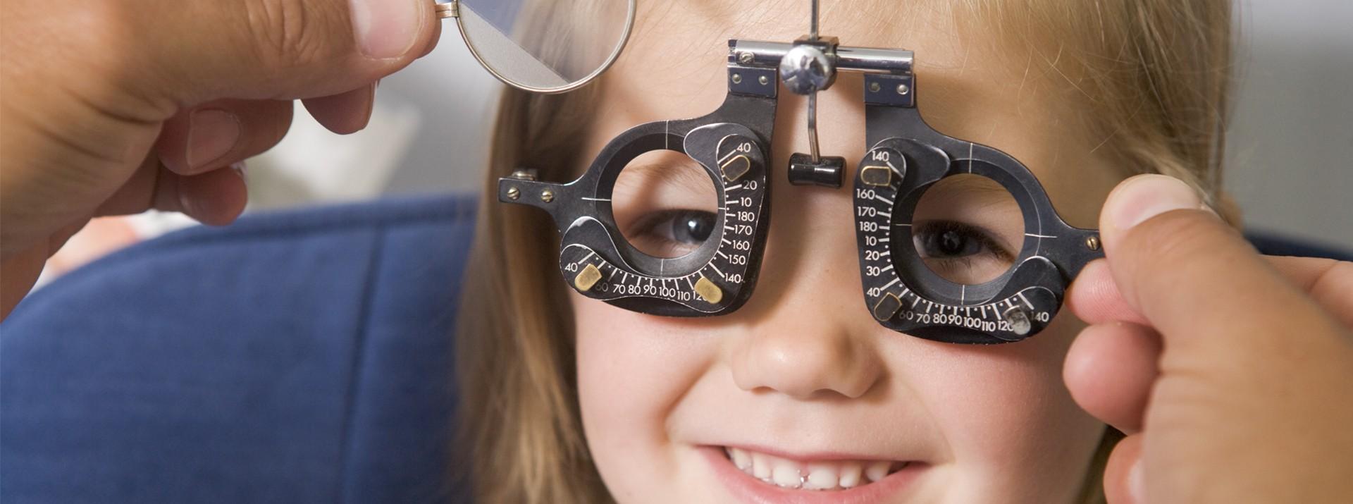 Great eye health begins with preventative eye exams